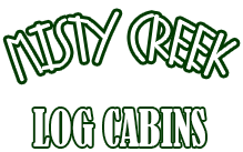 Misty Creek Log Cabins